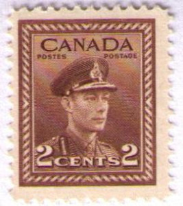 War Issue Stamps 2 cent brown