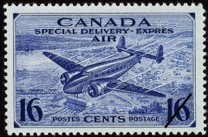 War stamp 16 cents