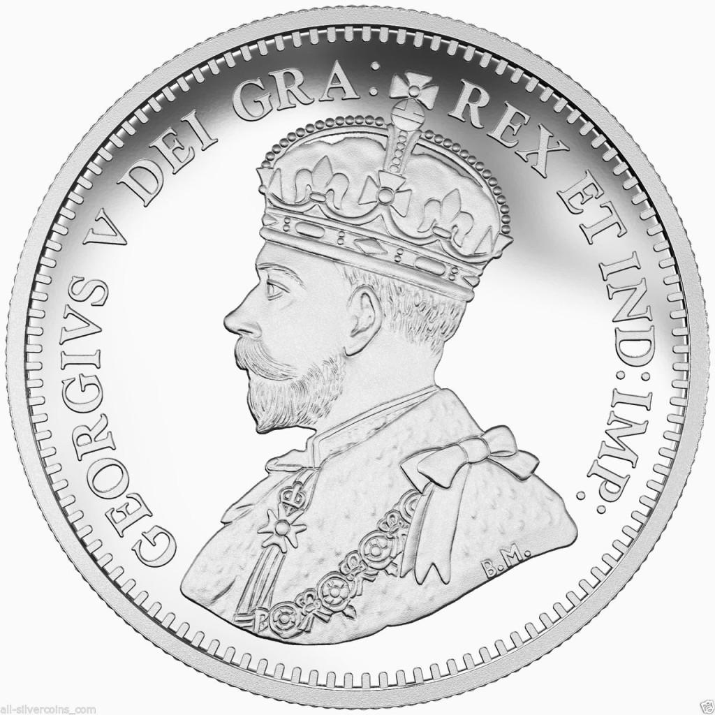 Canada $3 2015 - Obverse