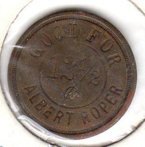 Albert Roper Token