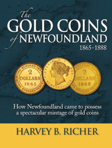 Harvey Richer Gold Coins of Newfoundland