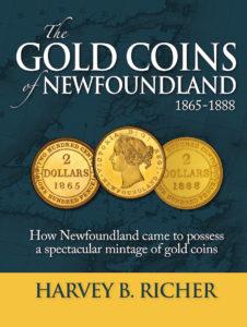 Harvey Richer Gold Coins of Newfoundland
