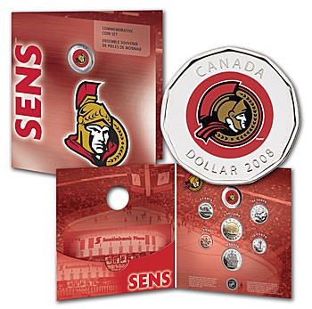 Ottawa Senators 2008 set